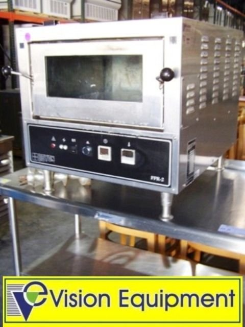 20: Used commercial countertop electric pizza  oven