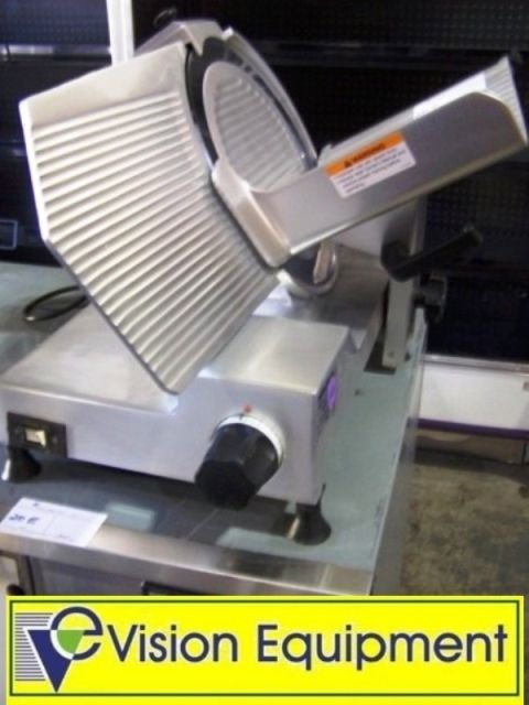 20D: Used commercial Anvil meat deli cheese slicer