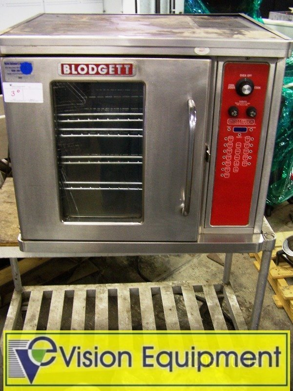 Used Commercial Blodgett Half Pan Oven