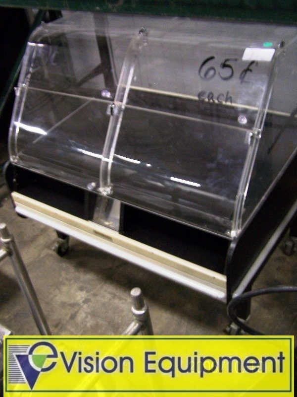 Used Commercial Bakery Display Case