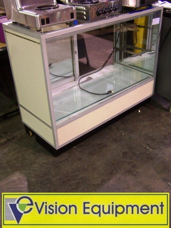 Used Commercial Lighted Display Case