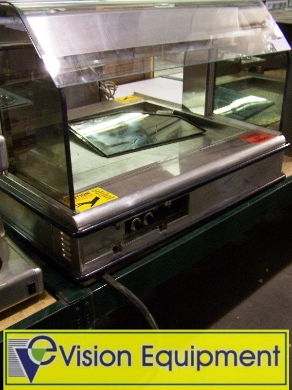 Used Commercial Henny Penny Heated Merchandiser