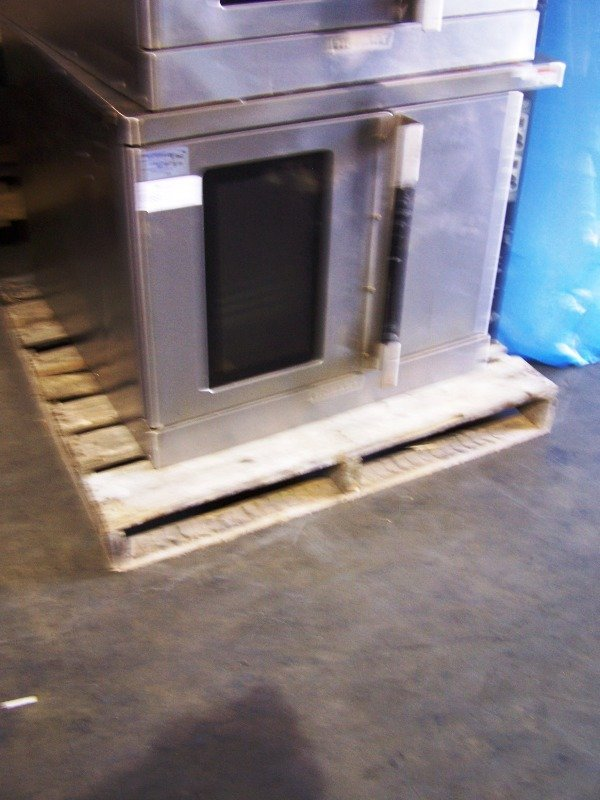 Used Commercial Hobart Stackable Convection Oven