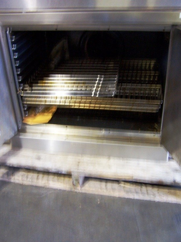 Used Commercial Hobart Stackable Convection Oven - 2