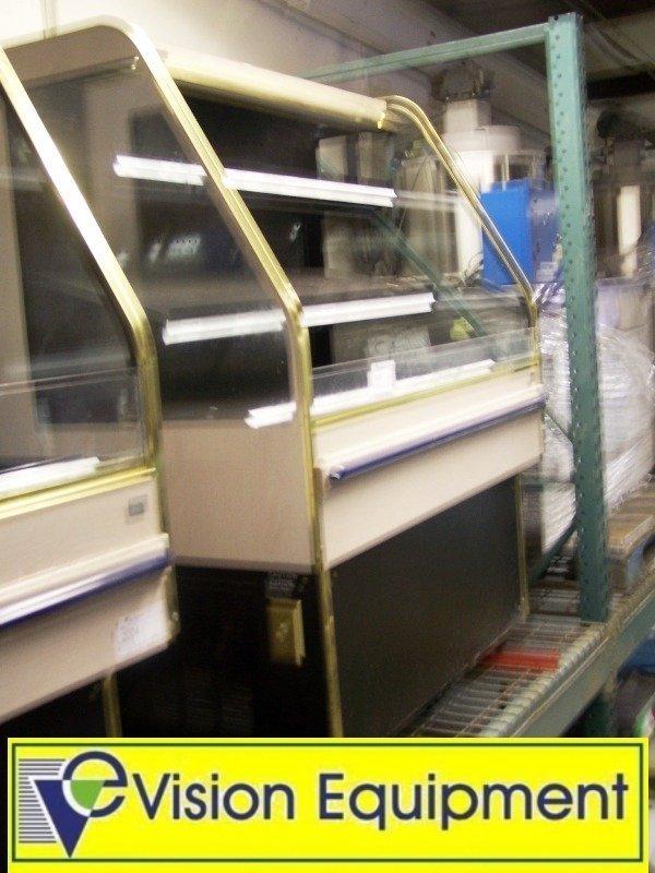 Barker Lighted Refrigerated Display Cooler
