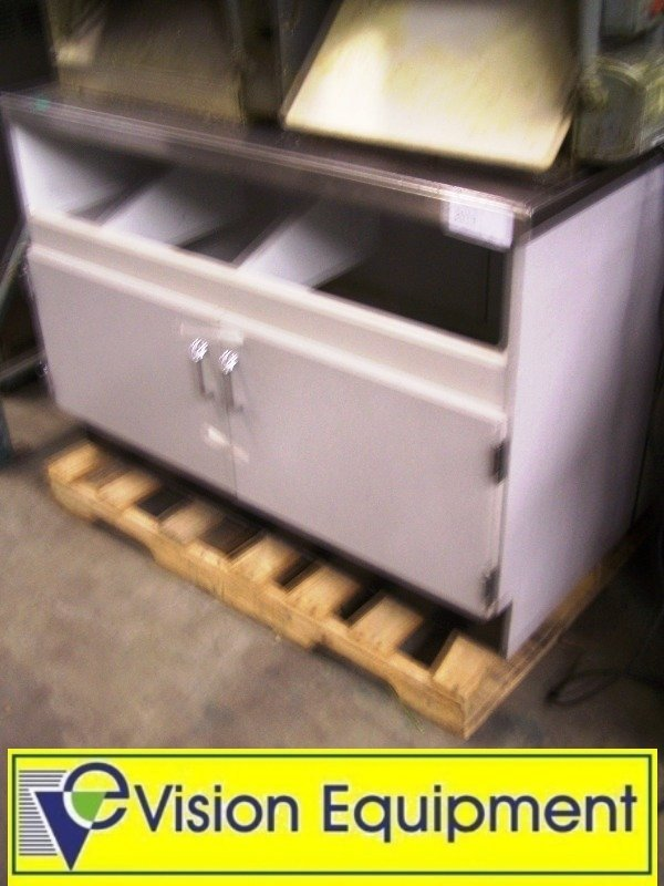 Stainless Steel Prep Counter top w/ understorage
