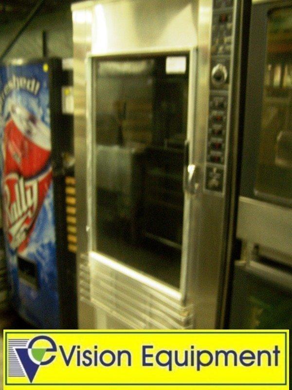 Used Commercial BKI KS Rotisserie Oven mobile on castor