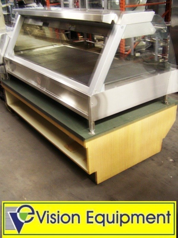 Used Commercial Alto Shaam Hot Food Merchandiser