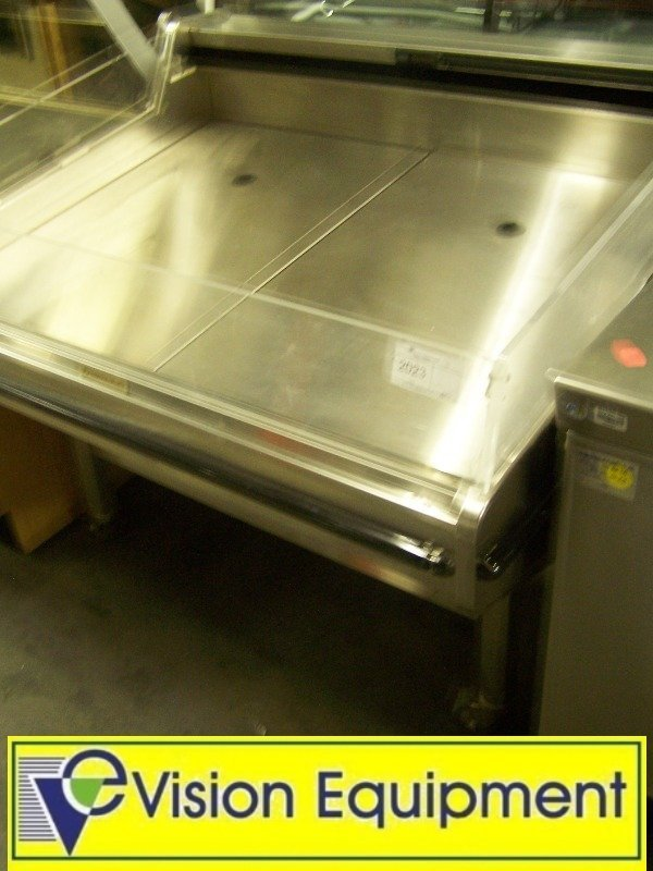 Used Commercial self contained Open Display Cooler