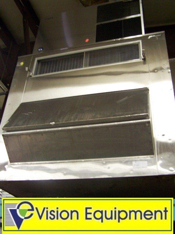 2122: Used Commercial Follet ice bin Hoshizaki ice head