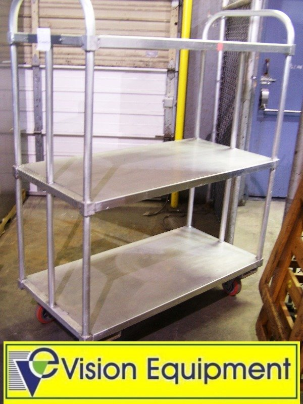 used commercial Aluminum Hotel Dry/Cold Storage Mobile