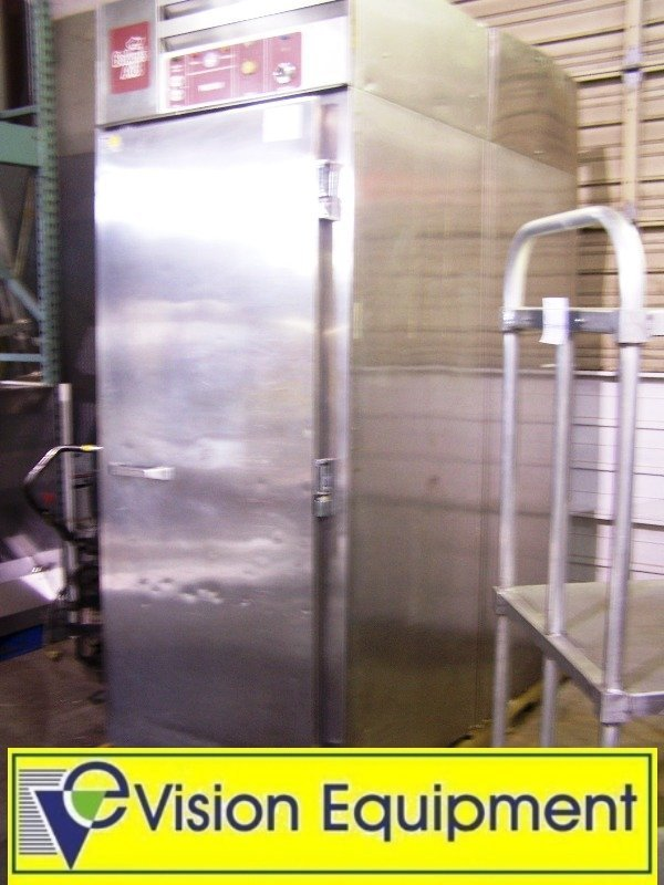 used commercial Baker's Aid BAP-2-RT-DD Roll-In Proofer