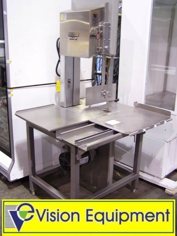used commercial Hobart 5801 meat saw