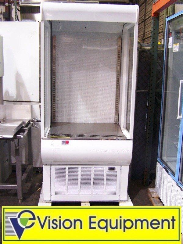 NEW model QMVM-36 open-air cooler/refrigerator