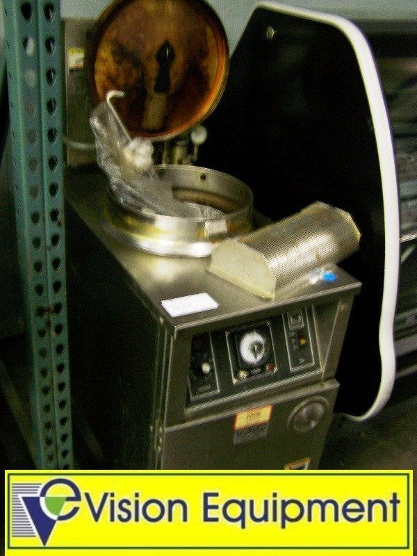 2229: BKI Used Electric Commercial Pressure Fryer