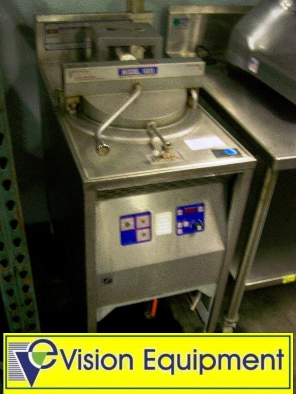 2231: Broster Company Used 1800 Electric Pressure Fryer