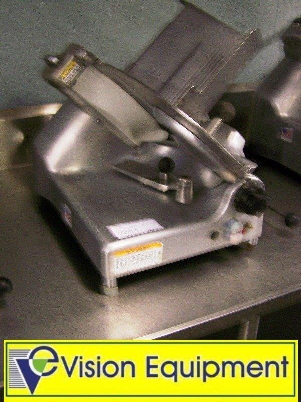 2233: Berkel 909/1 Meat/Deli/Cheese Slicer_Used