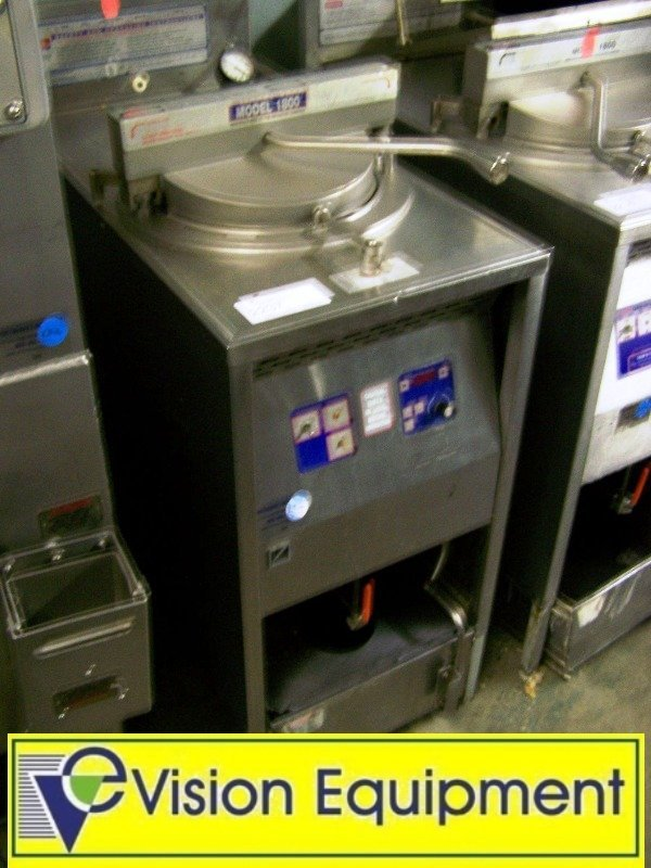 2237: Broster Company Used 1800 Electric Pressure Fryer