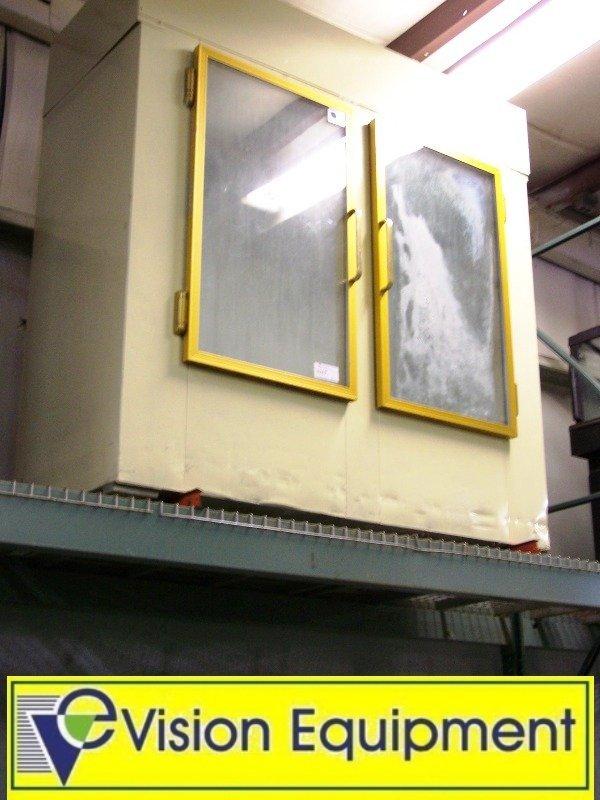 2247: Used Commercial Ice Merchandiser Glass Door