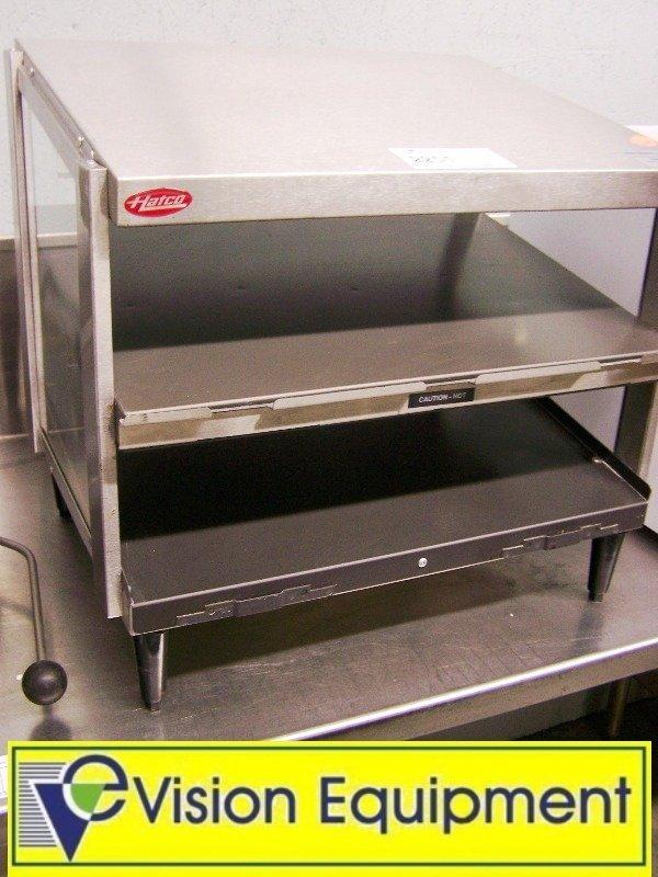 2251: Hatco Used 2 tier Bread/ Food Warmer electric