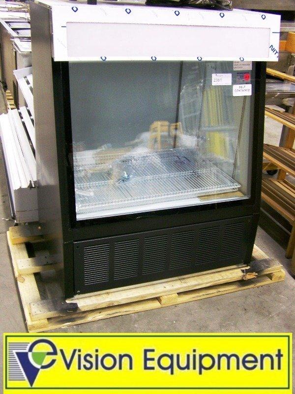 "2381: 40"" New ice cream Display freezer Merchandiser"