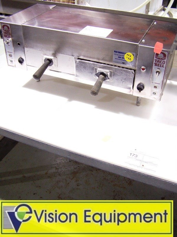 172: Used Contertop Tortilla Steamer 115 V Electric