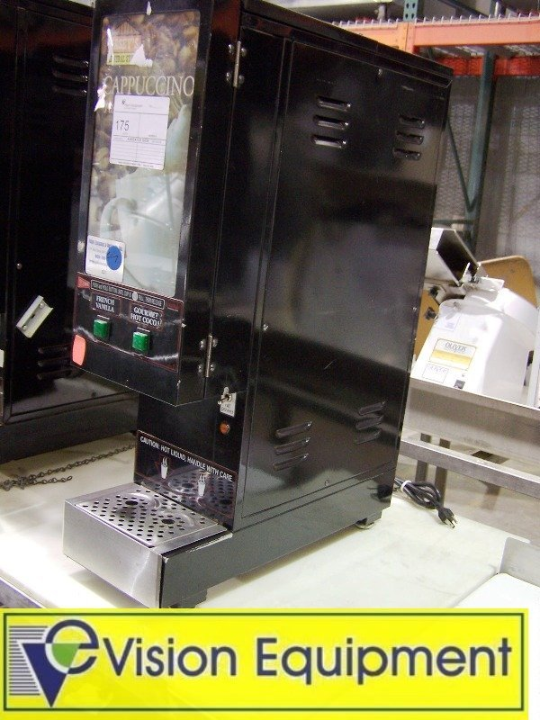 175: Used Cappuccino Machine/Maker_Counter Top Cecilwar