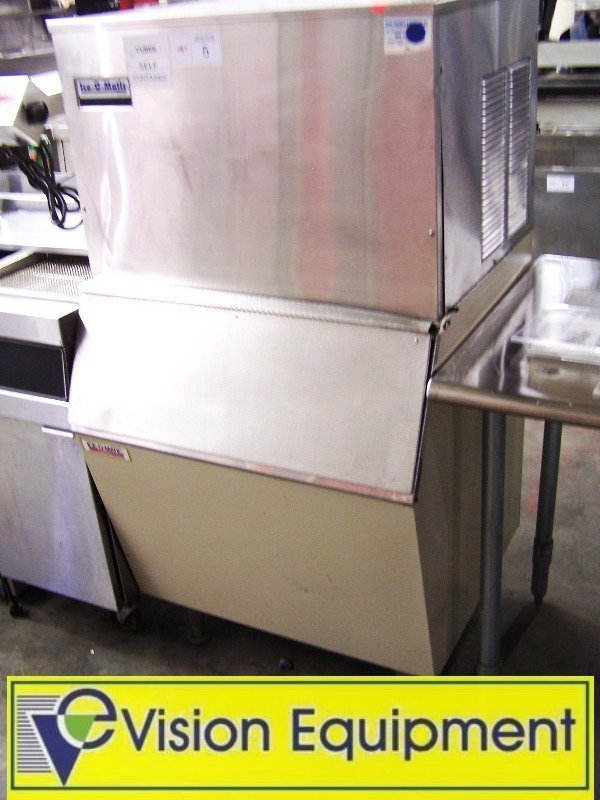 1005: Used Ice-O-Matic Ice Machine Self contained