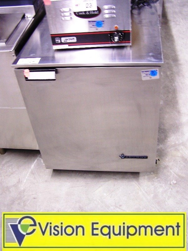 1024: Used Commercial Under counter Cooler/Refrigerator