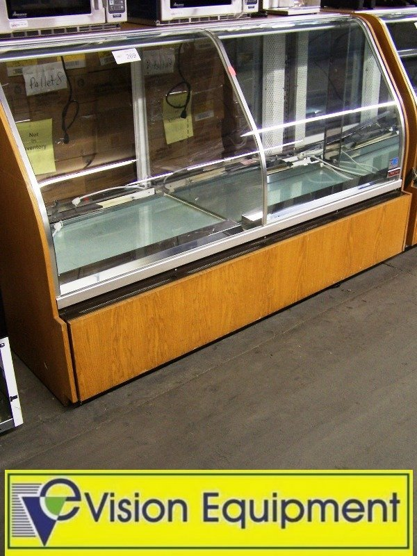 1269: Used Commercial McCray Refrigerated Display Case