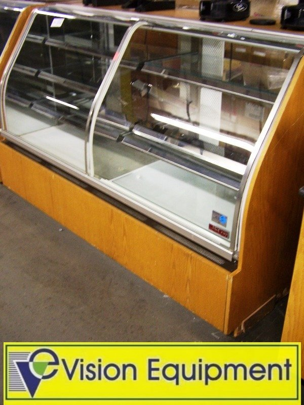 1276: Used Commercial McCray Refrigerated Display/Baker