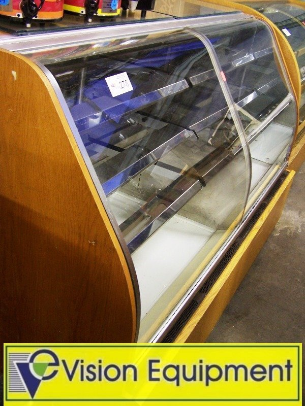 1278: Used Commercial McCray Refrigerated Display/Baker