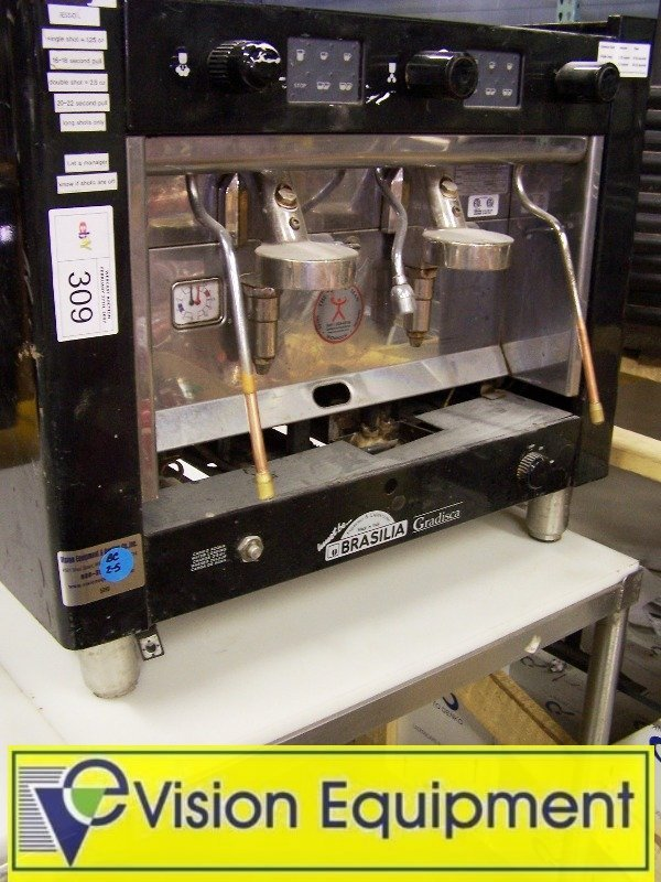 1309: Used Commercial Espresso Machine