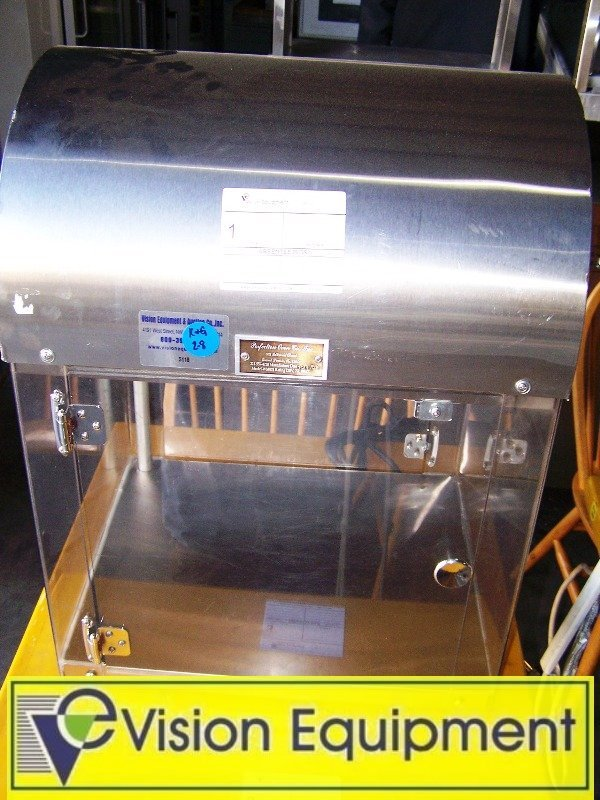 1: Used Commercial Display Case_Countertop