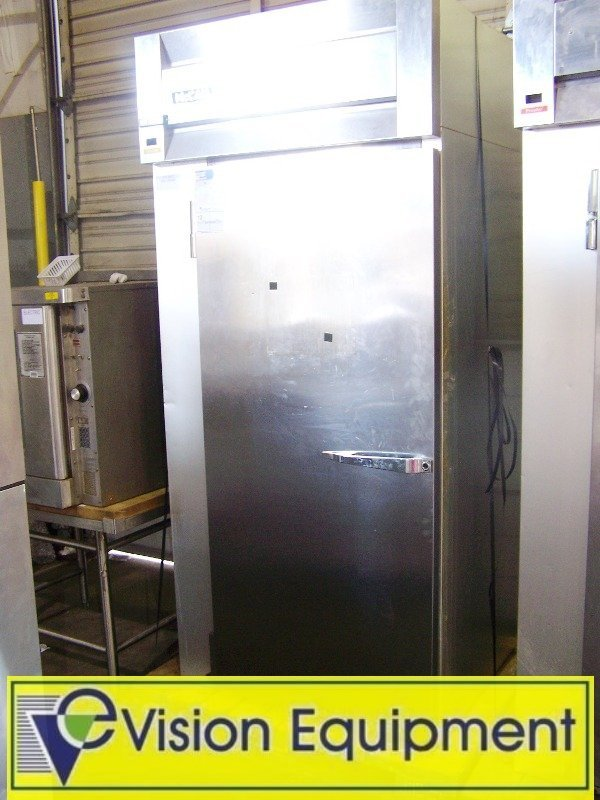 12: McCall commercial Reach In Proofer_uSED Model 4001