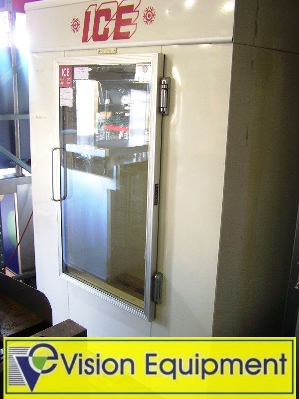 16: Star Used Ice Merchandiser_electric_used 115V