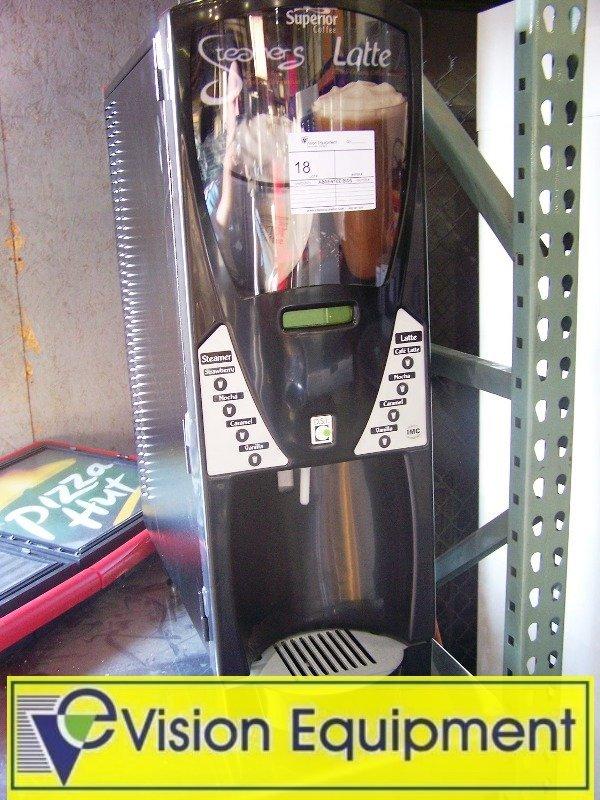 18: Countertop Latte/ Coffee / dispenser/ Steamer_NEW!!