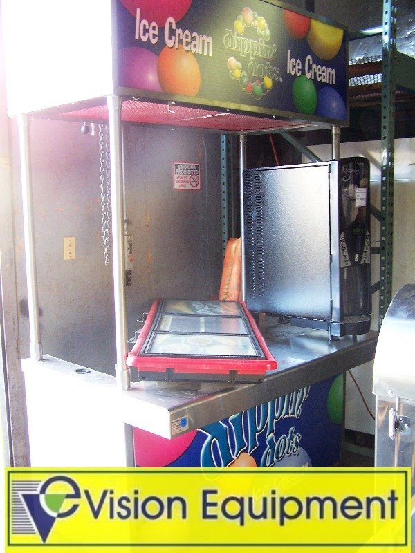 19: Used Concession Stand_5 FT_Wide