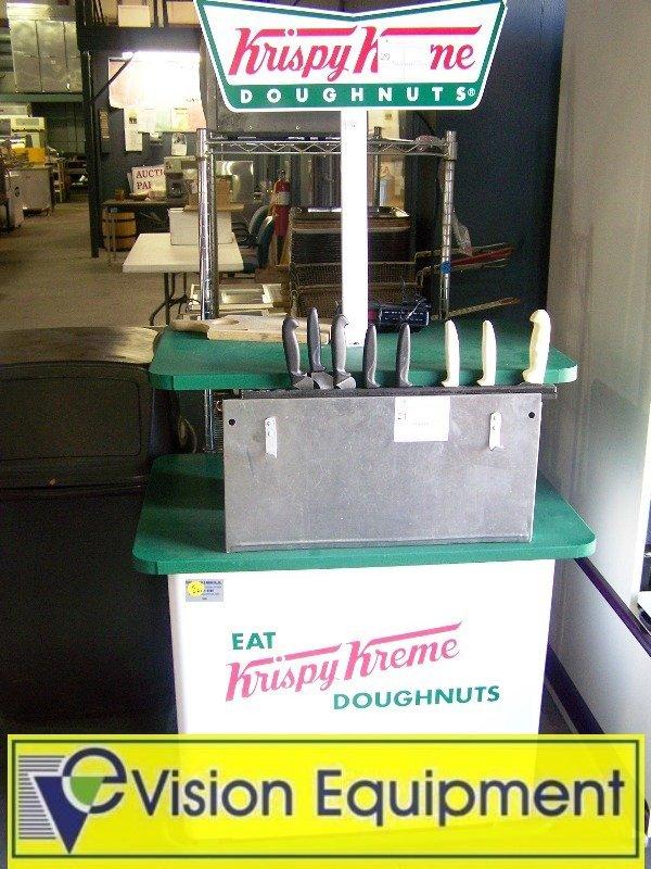 20: Used Doughnut/Donut Bakery Display