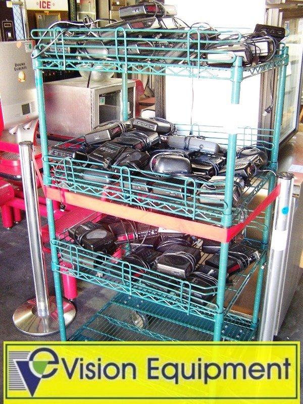 22: Nsf Wire Dry Storage/Cold Shelving Metro Rack