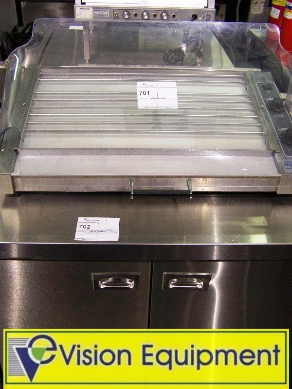 Used Hot Dog Machine/ Roller/ Grill