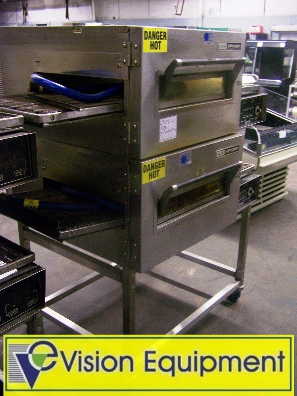 USED LINCOLN PIZZA OVENS