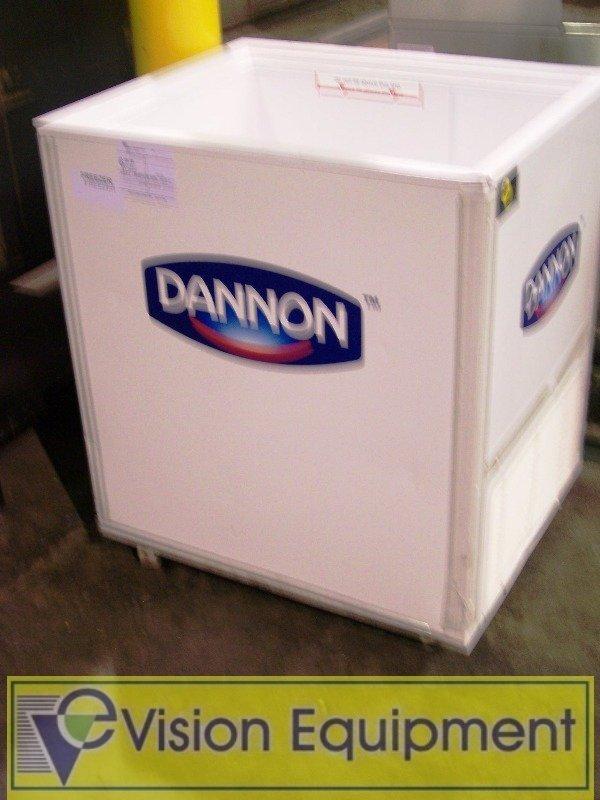 677: Used Spot Cooler or Freezer 115 v Commercial