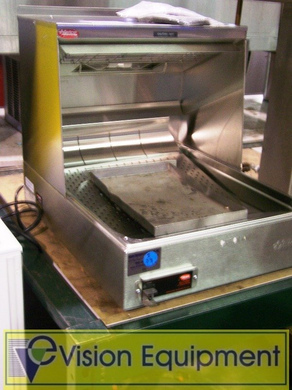 678: Brand New Electric French Fry Dump Station