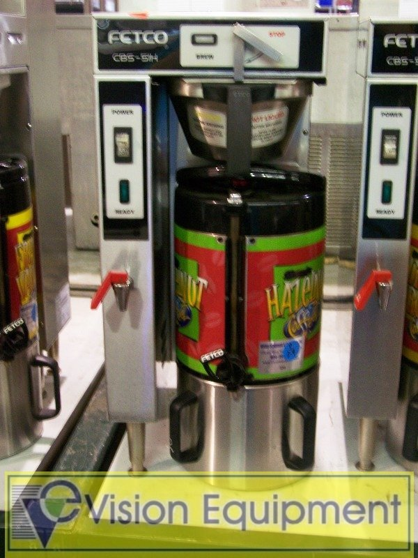 682: Used Fetco Commercial Coffee Brewer/Maker MAchine