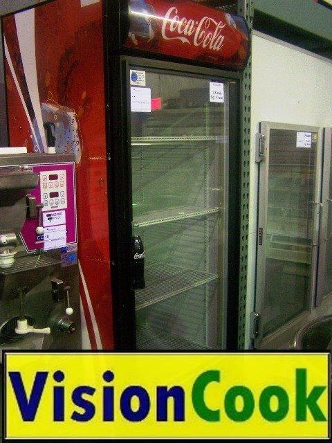 11: 1 Glass Door Cooler/refrigerator