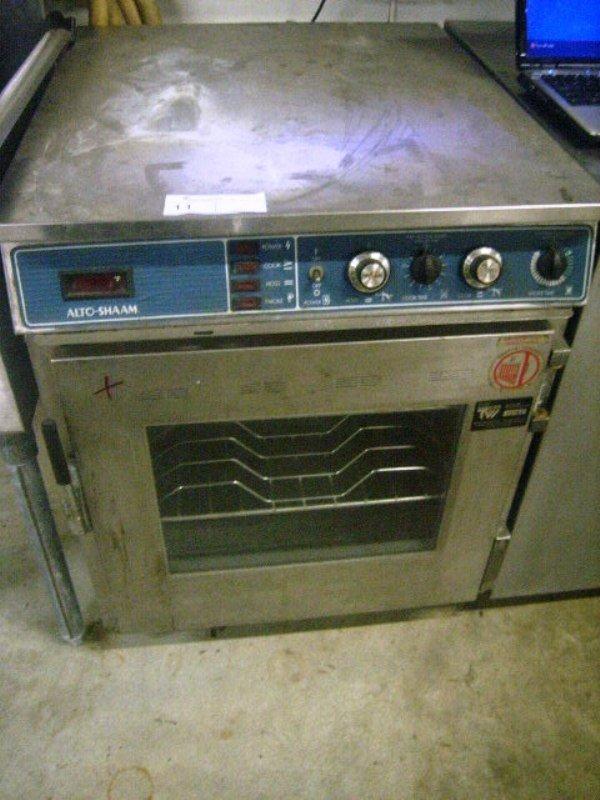 90011: Alto Shaam Heated Holding Cabinet