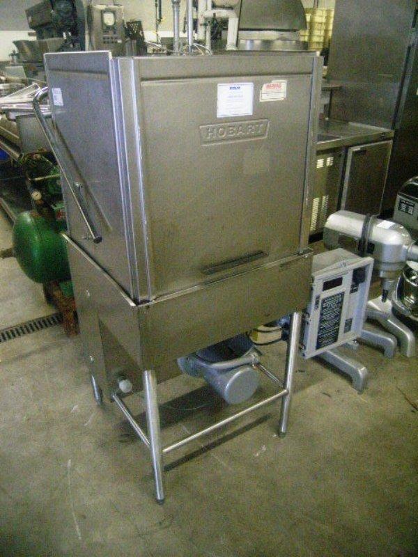 900102: Hobart Dish Sanitizer/Washing Machine