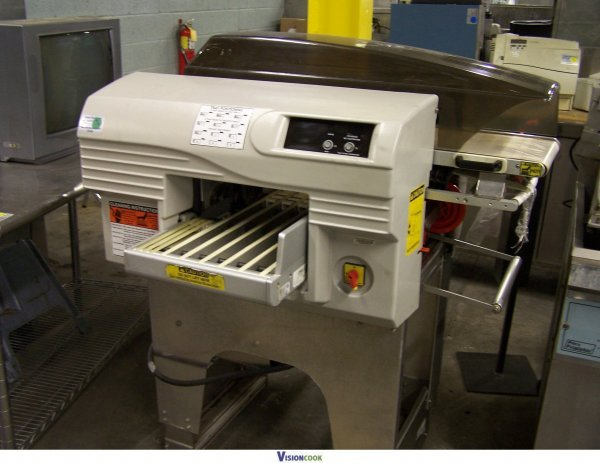 14N: Mettler Toledo Automatic Meat Wrapping Station