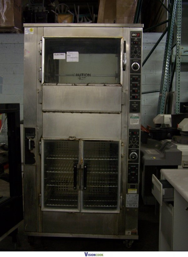 19N: BKI BK Industries Rotisserie with Convection Oven